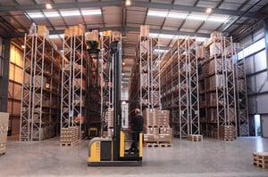 Warehouse supply chain KSF Global