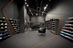 Colors shoe store