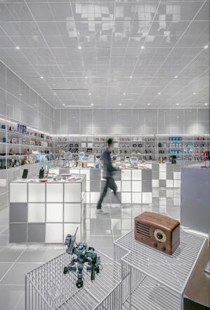 how to optimise store design - innovative store layout for increasing sales